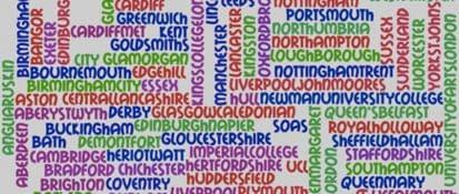 English Universities - Sharing the Knowledge
