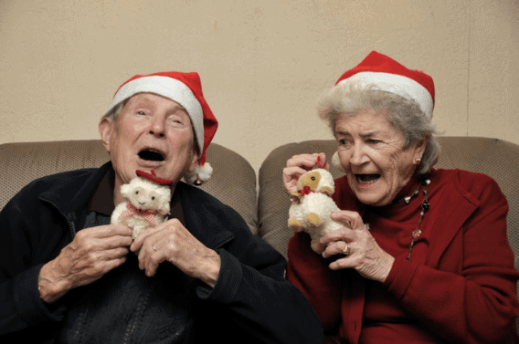 Living with Dementia – Christmas is coming